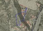Hojilla 1 catastro boundary